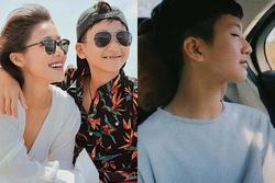 Hot boy thế hệ 2k7 gọi tên em trai Khả Ngân