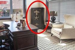 Tại sao nhà giàu dùng két sắt thường mua thêm tượng?
