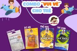 'Làm mới' món quà vặt tuổi thơ với Bánh tráng Abi