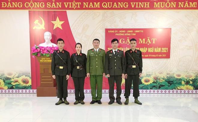 Nhan sắc đời thường của nữ tân binh Yên Bái tự nguyện nhập ngũ-2