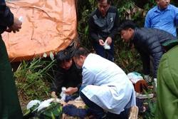 Nghệ An: Xe lao xuống vực, 1 cán bộ thanh tra tử nạn, 2 người thương nặng