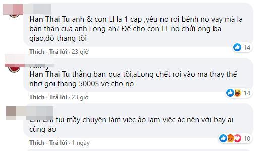 Thánh phím trù ẻo Hàn Thái Tú sau lời cảm ơn của vợ Vân Quang Long-4