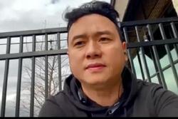 'Thánh phím' trù ẻo Hàn Thái Tú sau lời cảm ơn của vợ Vân Quang Long