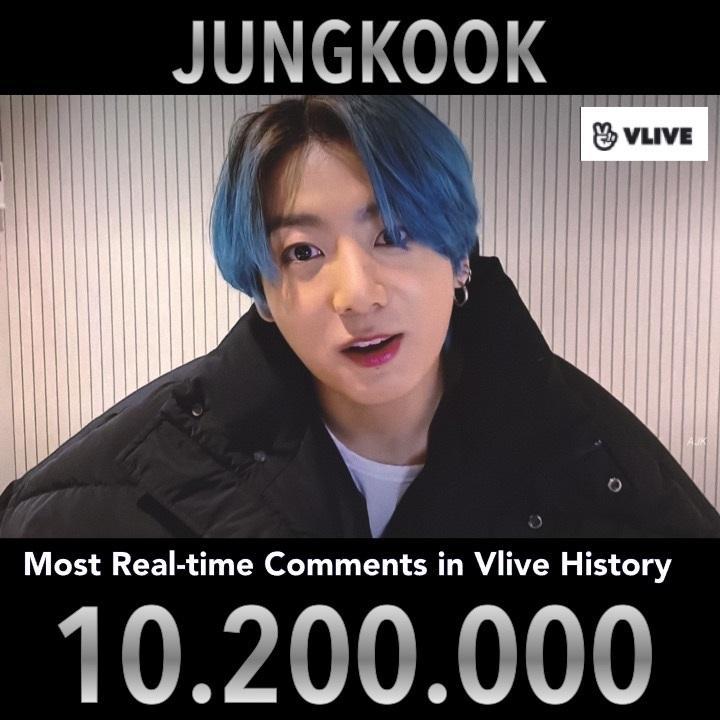 21 thành tích trong 2 tháng đầu năm của Jungkook nghe mà hốt-3