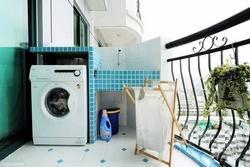 Đặt máy giặt ở cung 'tán lộc' bảo sao gia chủ toàn gặp chuyện xui xẻo không đâu