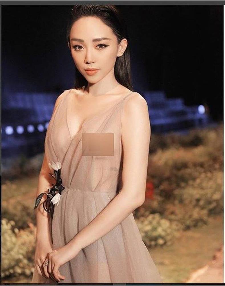 Hot girl Thúy Vi diện váy mỏng như tờ giấy mà không hề lộ liễu phô phang-10