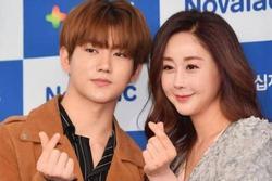 Hoa hậu Hàn Quốc và chồng kém 18 tuổi 'gương vỡ lại lành'