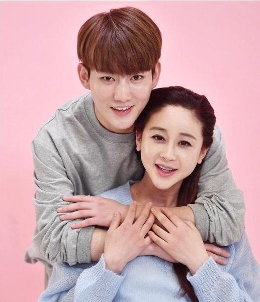 Hoa hậu Hàn Quốc và chồng kém 18 tuổi gương vỡ lại lành-1