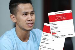 Anh Nguyễn Ngọc Mạnh từ chối học bổng 350 triệu dành cho con gái