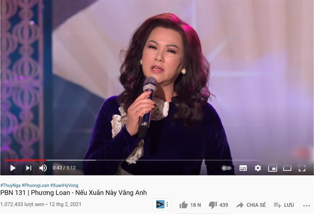 Bài hát tặng chồng đạt 1 triệu view, vợ Chí Tài: Chắc mỗi ngày anh đều nghe-2
