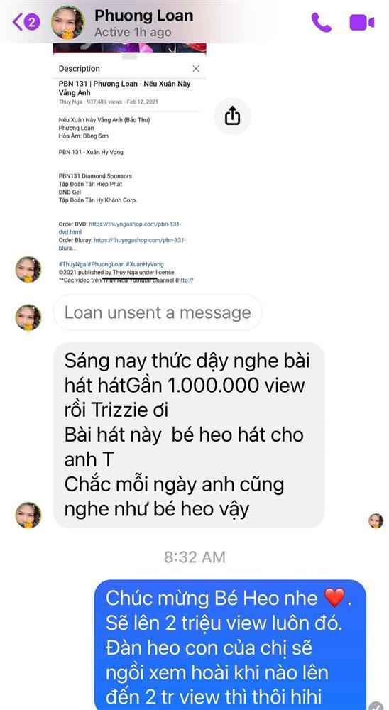 Bài hát tặng chồng đạt 1 triệu view, vợ Chí Tài: Chắc mỗi ngày anh đều nghe-3