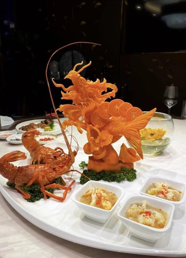 Từ ngày cưới tổng giám đốc cứ thấy Phanh Lee khoe những bữa ăn hào môn suốt!-5