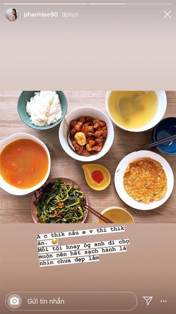 Từ ngày cưới tổng giám đốc cứ thấy Phanh Lee khoe những bữa ăn hào môn suốt!-6