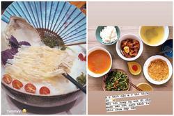 Từ ngày cưới tổng giám đốc cứ thấy Phanh Lee khoe những bữa ăn hào môn suốt!