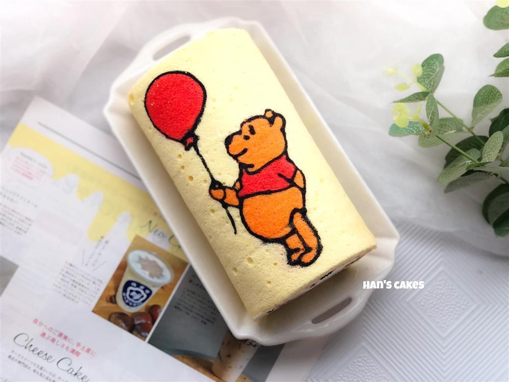 Hương sắc Đà Lạt trên những chiếc bánh cuộn kem của 8X khiến ai cũng chẳng nỡ ăn-8
