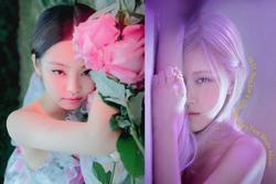 Rosé BLACKPINK hé lộ tên single album chỉ nhõn một chữ, tướng nằm bị soi giống Jennie