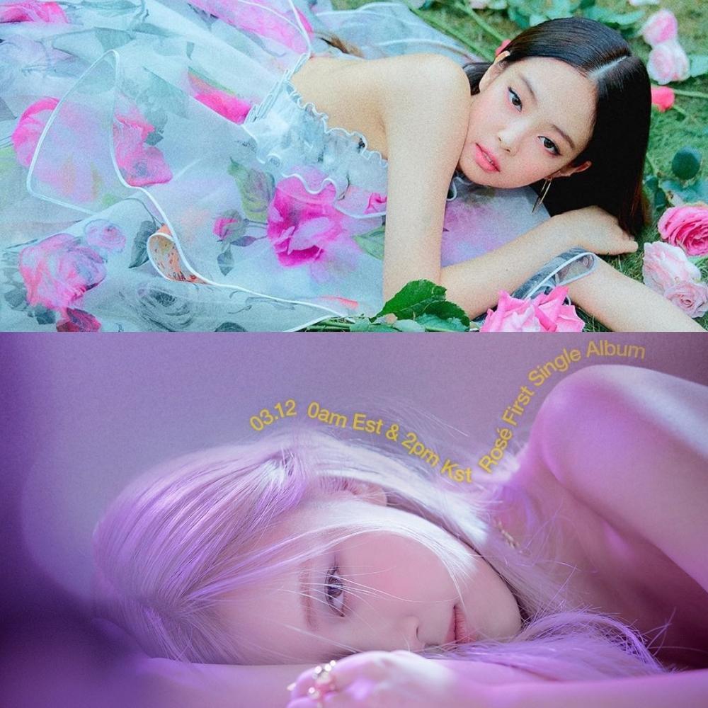 Rosé BLACKPINK hé lộ tên single album chỉ nhõn một chữ, tướng nằm bị soi giống Jennie-7
