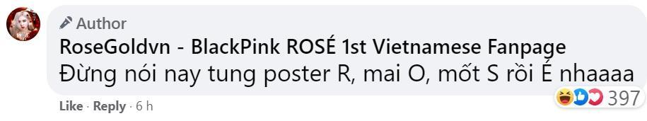 Rosé BLACKPINK hé lộ tên single album chỉ nhõn một chữ, tướng nằm bị soi giống Jennie-3