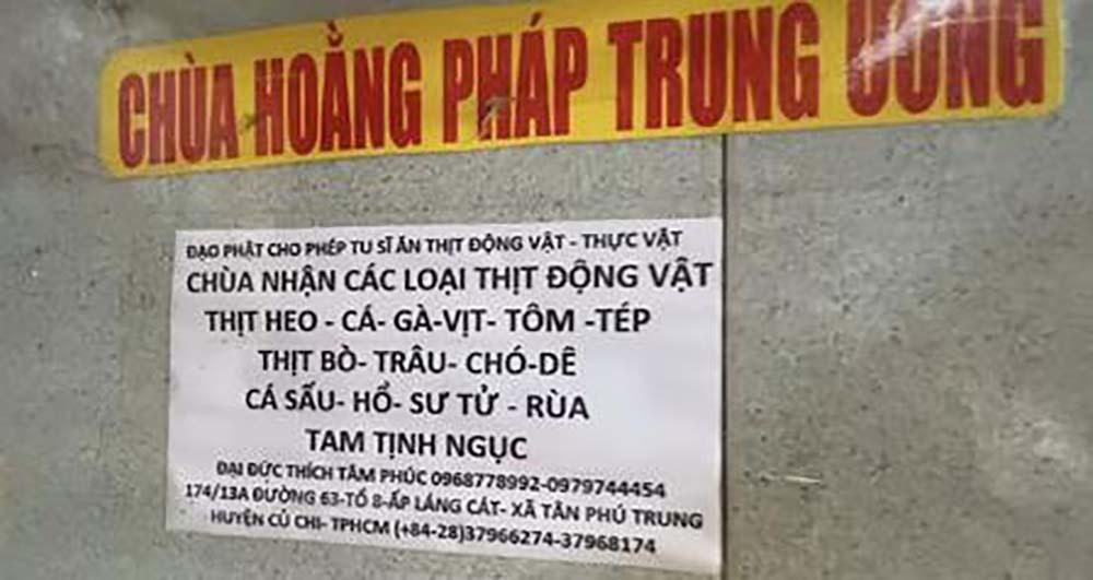 Sự thật hàng loạt clip Youtube về thầy chùa ăn thịt chó-2