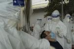 Nữ nhân viên tạp vụ nghi mắc Covid-19 trong cộng đồng ở Hải Dương-2