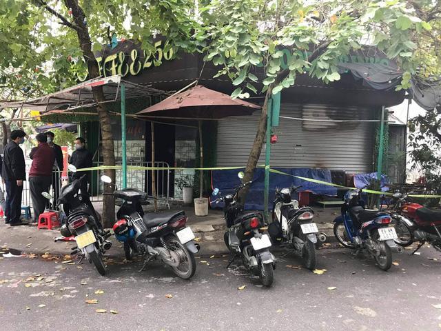 Cháy quán cà phê ở Hà Nội, nữ quản lý tử vong-1
