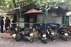 Cháy quán cà phê ở Hà Nội, nữ quản lý tử vong