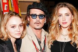 Cuộc sống đối lập của hai con tài tử Johnny Depp