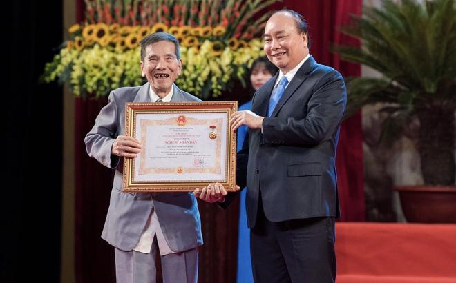 Cố NSND Trần Hạnh: Sự nghiệp đáng nể, 90 tuổi vẫn thích được đi diễn-5