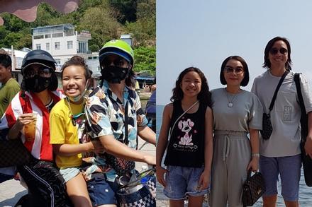 Vợ chồng Việt Hương vi phạm luật giao thông