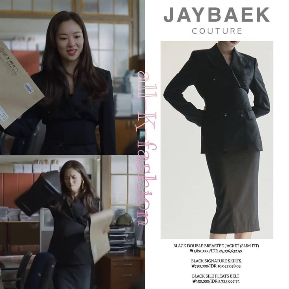 Người tình Song Joong Ki ăn điểm nhờ đẳng cấp hàng hiệu-4