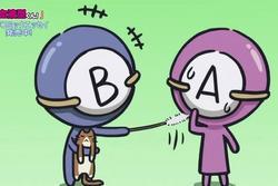 Giải mã tính cách của 4 nhóm máu A - B - AB - O trong tình yêu