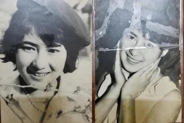 Chàng trai Điện Biên khoe ảnh mẹ 30 năm trước, người xem cứ ngỡ minh tinh-1