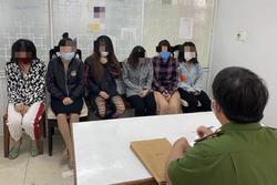 Đặng Thị Hương lập 'Tập đoàn phò', 'Công ty', 'Những nàng Kiều' điều hành mại dâm