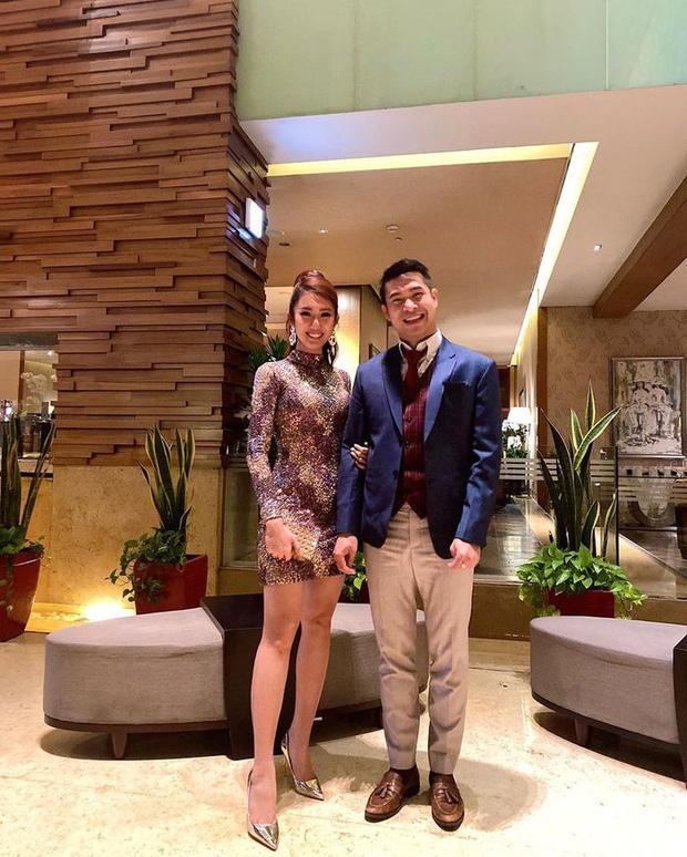 Thúy Ngân - Trương Thế Vinh thích mặc quần áo giống nhau-5
