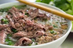 Phở bò Việt Nam lọt top 20 món có nước súp ngon nhất trên thế giới