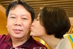 Thu Minh hôn người đàn ông không phải chồng