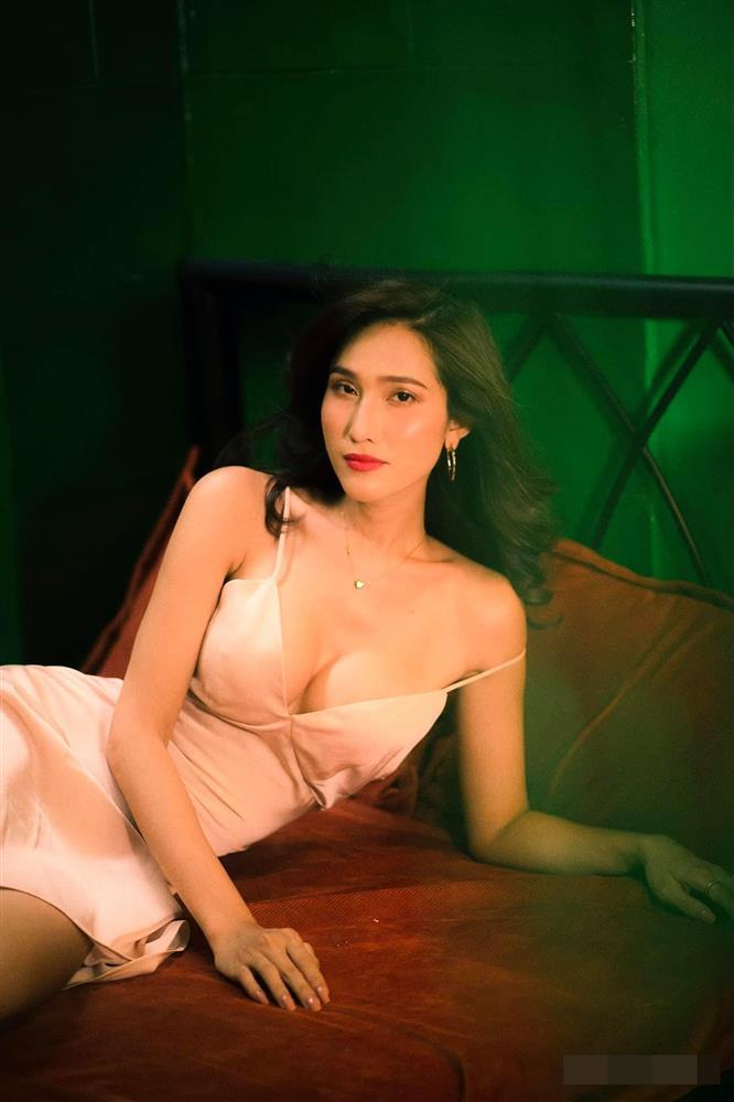 Hoa hậu Hoài Sa bị chê như thằng đàn ông, cho không dám đụng-1