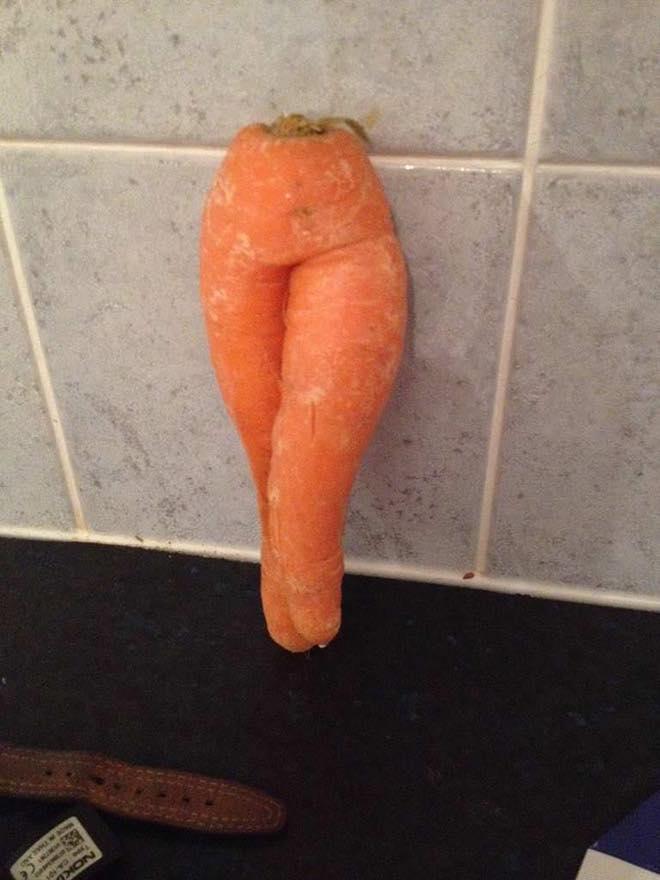 Bộ sưu tập những củ cà rốt có đôi chân dài miên man khiến hội chị em ao ước-2