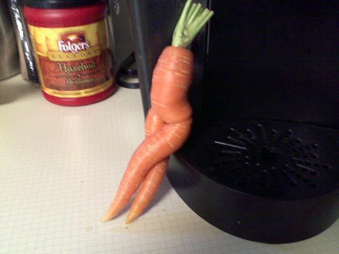 Bộ sưu tập những củ cà rốt có đôi chân dài miên man khiến hội chị em ao ước-5
