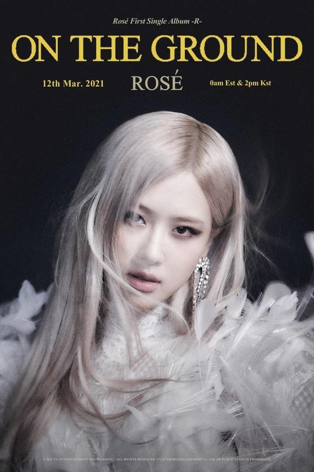 Rosé chốt đơn ca khúc chủ đề nhưng vẫn nhất quyết phải dính với sàn nhà-3