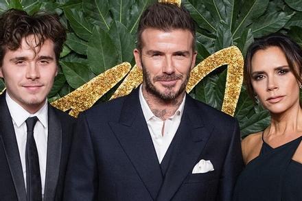 Victoria Beckham tự hào Brooklyn có tâm hồn đẹp