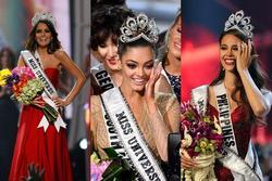 Hoa hậu Hoàn vũ thập kỷ qua: Người khuynh thành, người kém sắc