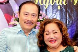 Tuổi 76, NSND Ngọc Giàu hạnh phúc bên người chồng trầm lặng