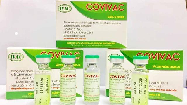 Tuyển 120 tình nguyện viên tiêm thử vắc xin Covid-19 thứ 2 của Việt Nam-1