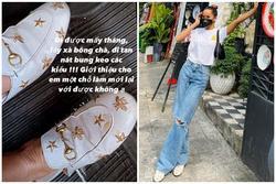 H'Hen Nie 'phá' tan nát đôi giày hiệu giá 20 triệu đồng