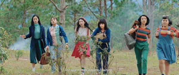 Đâu chỉ phim Hàn bạo lực học đường, phim Việt học sinh cũng máu me đấm đá-2