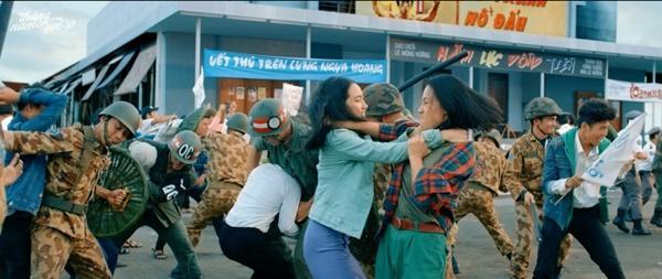 Đâu chỉ phim Hàn bạo lực học đường, phim Việt học sinh cũng máu me đấm đá-4