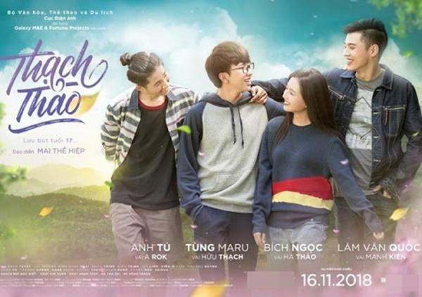 Đâu chỉ phim Hàn bạo lực học đường, phim Việt học sinh cũng máu me đấm đá-5