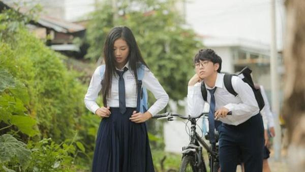Đâu chỉ phim Hàn bạo lực học đường, phim Việt học sinh cũng máu me đấm đá-6