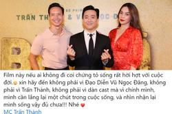 Hồ Ngọc Hà review phim Trấn Thành: 'Ai không xem chứng tỏ sống hời hợt'